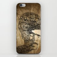 pulp fiction iPhone & iPod Skins featuring pulp fiction by de4macja
