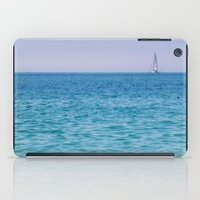sail iPad Cases featuring Sail by KASIA