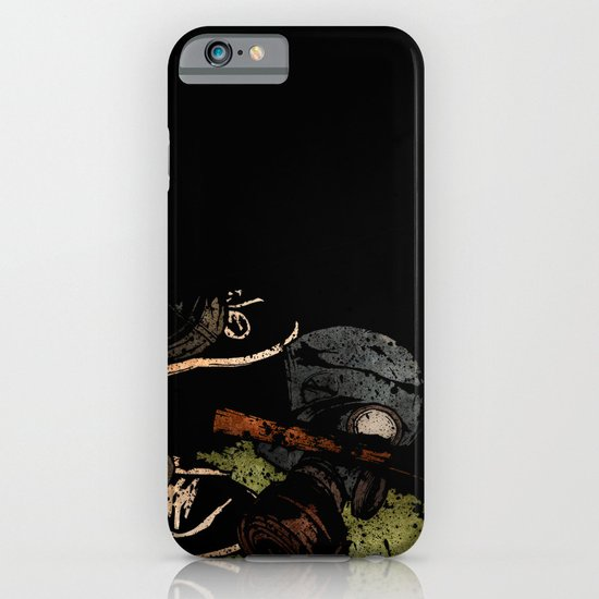 The Weapons Of War iPhone & iPod Case