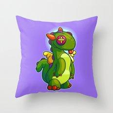 Stuffed Terror Throw Pillow