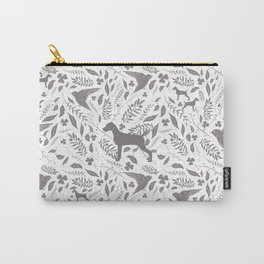 WEIMS AND BIRDS Carry-All Pouch