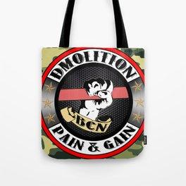 DMolition Barcelona Tote Bag