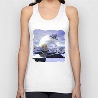imagine Tank Tops featuring Imagine by thea walstra