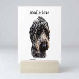 Doodle Love Mini Art Print