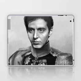 Al Pacino Scar Face General Portrait Painting | Fan Art Laptop & iPad Skin