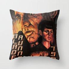 Blade Runner 30th anniversary 2scd Throw Pillow