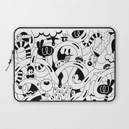 Endless surfing Laptop Sleeve