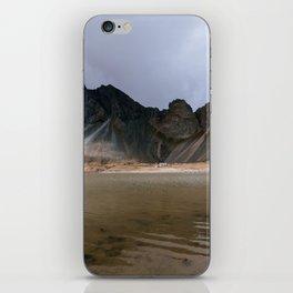 Vintage Mountain 18 iPhone Skin