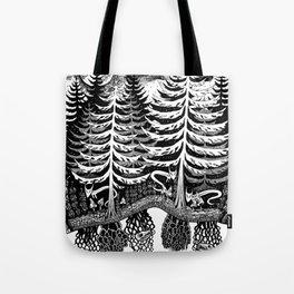 Tree Spirits Tote Bag