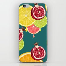 tropic fruit iPhone & iPod Skin
