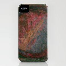 Circle Distortions #7 iPhone (4, 4s) Slim Case