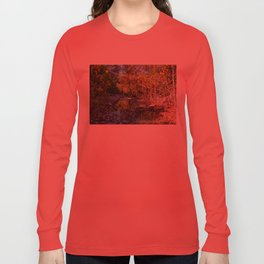 Lost Maples Long Sleeve T-shirt