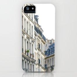 Paris Street Style No. 2 iPhone Case