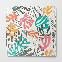 Matisse Pattern 011 Metal Print
