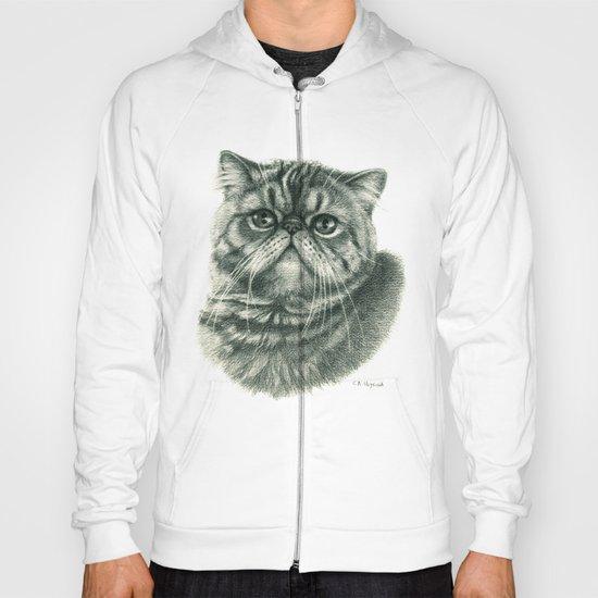 Shorthair Persan cat G088 Hoody