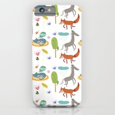 Happy animals Slim Case iPhone 6s