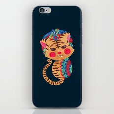 The Little Bengal Tiger iPhone & iPod Skin