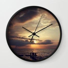Godspeed Wall Clock