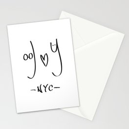 Joy NYC Stationery Cards