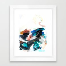 1 5 8 Framed Art Print
