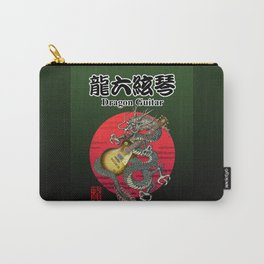 Dragon guitar 2 Carry-All Pouch
