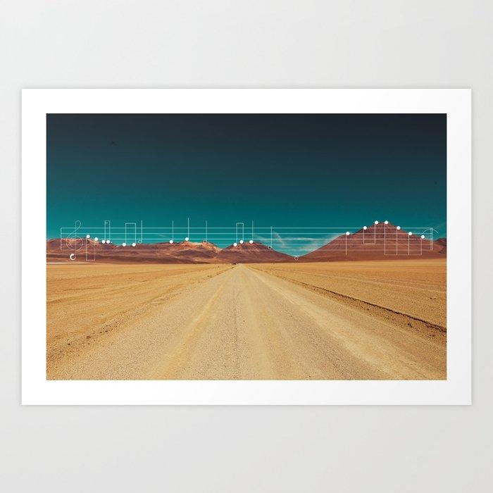 .28 Art Print