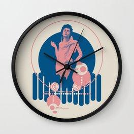 Sunset Boulevard Wall Clock