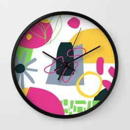 Day Dreaming 2.0 Wall Clock