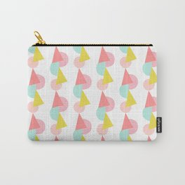 Geo Deco Carry-All Pouch