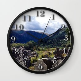 Glendalough, Ireland Wall Clock