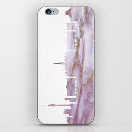 Vienna Skyline Austria iPhone Skin