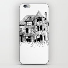 The home in your heart iPhone & iPod Skin