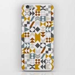Mid West Geometric 06 iPhone Skin
