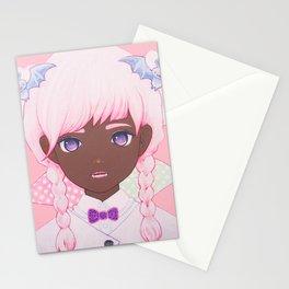 Pastel Vampire Stationery Cards
