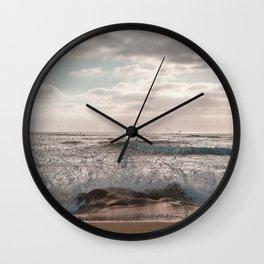 A Little Splash Wall Clock
