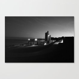 Steady Night Canvas Print