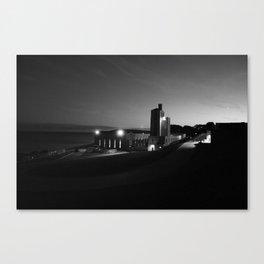 Steady Night Canvas Print