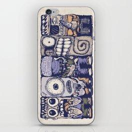 Youth Rubbish iPhone Skin