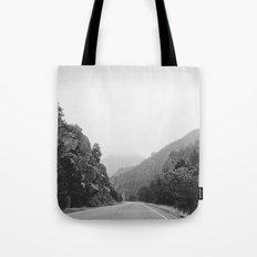 Mountains/Wanderlust Tote Bag
