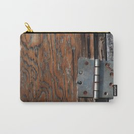 Battered Hinge Carry-All Pouch