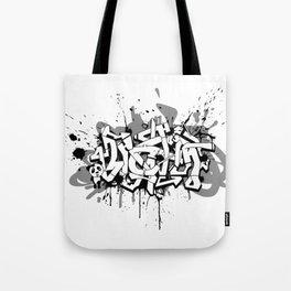 Graffiti Tote Bag