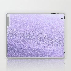 PURPLE LAVENDER Laptop & iPad Skin