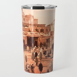 Vintage Babylon photograph Travel Mug