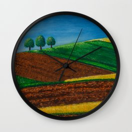 DoroT No. 0006 Wall Clock
