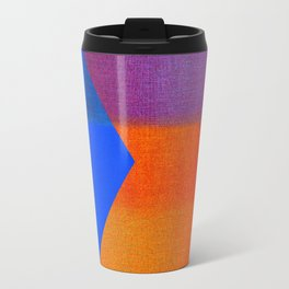 Abstract-art in colors Travel Mug