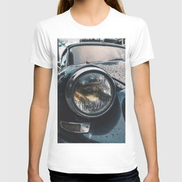 Close Up Of Car Headlight T-shirt