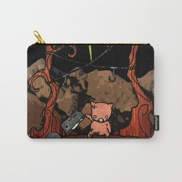 Dig Big Pig Carry-All Pouch