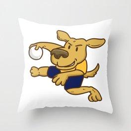 Handball Gift Sports Player Team Funny Throw Pillow