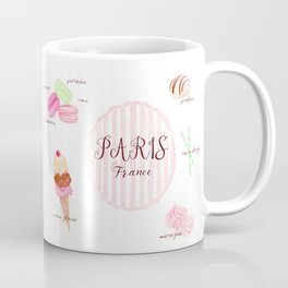 Paris Patisserie Coffee Mug