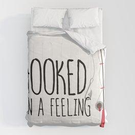 Hooked On A Feeling | Fishing Comforters